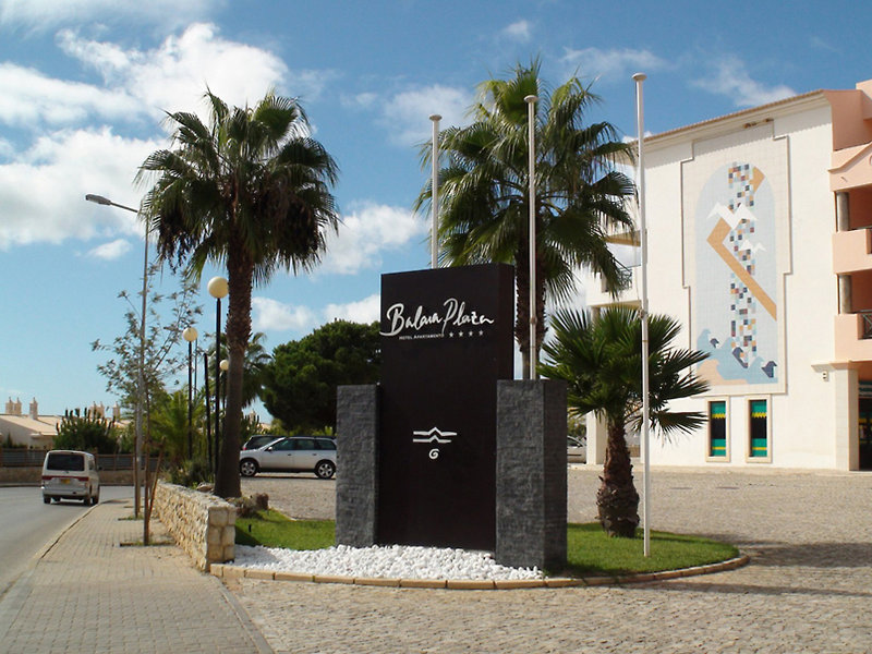 Balaia Plaza Außenaufnahme