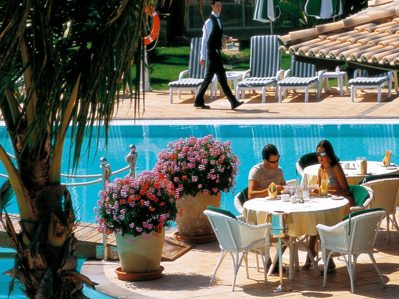 Vital Suites Residencia Salud & SpaTerasse