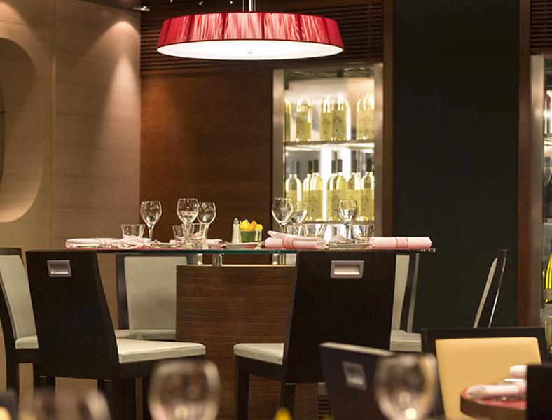 Novotel Budapest Danube Restaurant