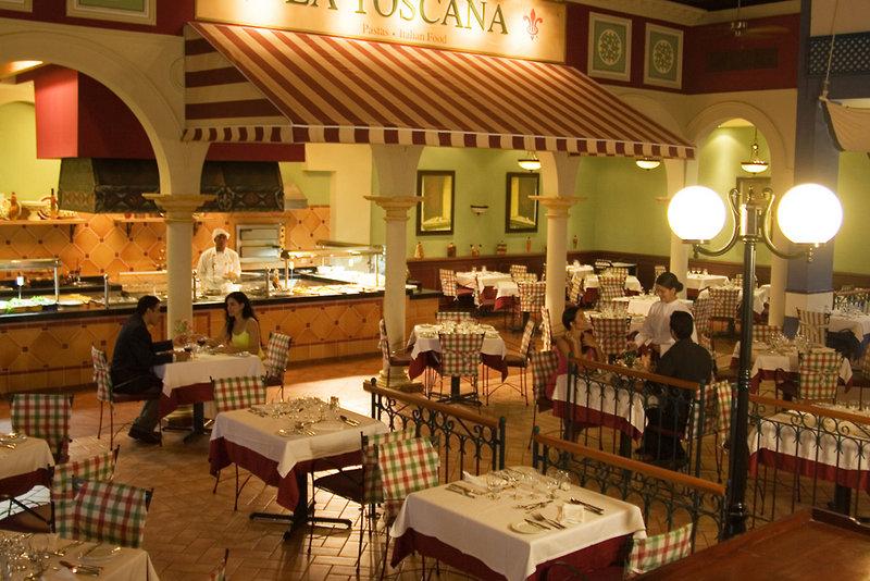 Royalton Hicacos Restaurant