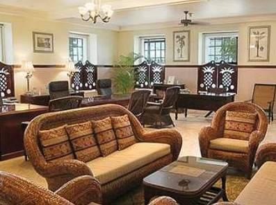 Savannah Beach Hotel Lounge/Empfang