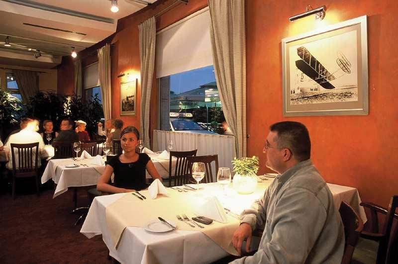 Airport Hotel Okecie Restaurant