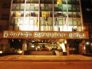 Royalty Copacabana Lounge/Empfang