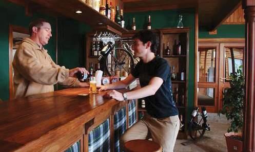 Boutique Hotel La Cantera Bar
