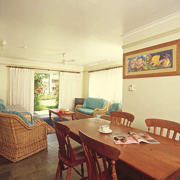 Cairns Queenslander Wohnbeispiel