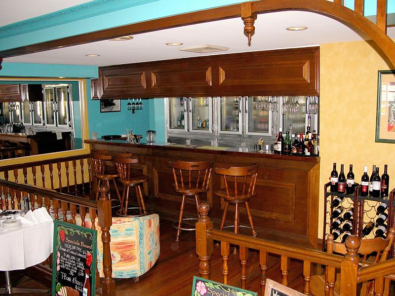 Cairns Queenslander Bar