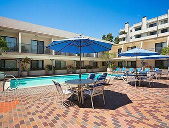 Days Inn Hollywood Near Universal Studio Außenaufnahme