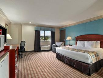 Ramada Houston Intercontinental Airport South Wohnbeispiel
