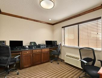 Ramada Houston Intercontinental Airport South Internetcafe
