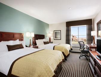 Baymont Inn & Suites Denver International Airport Wohnbeispiel