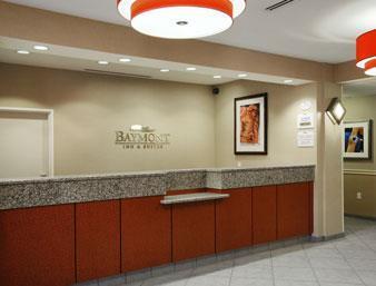 Baymont Inn & Suites Denver International Airport Lounge/Empfang