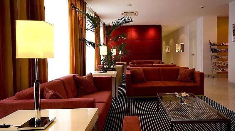 Mamaison Residence Diana Lounge/Empfang