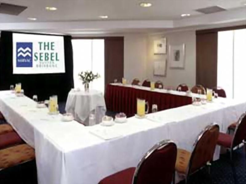 The Sebel Brisbane Konferenzraum
