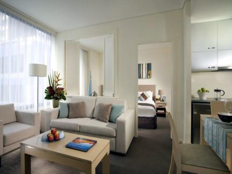 Ovolo Laneways Hotel Wohnbeispiel