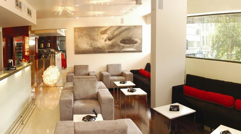 Burgas Lounge/Empfang