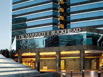 JW Marriott Atlanta Buckhead Außenaufnahme