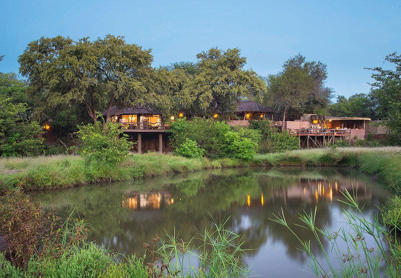 Mashatu Game Reserve Außenaufnahme