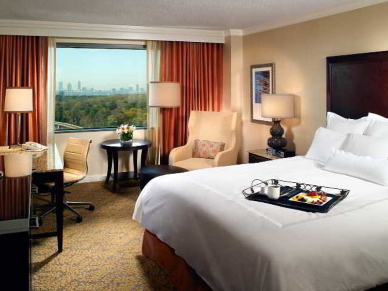 JW Marriott Atlanta Buckhead Wohnbeispiel