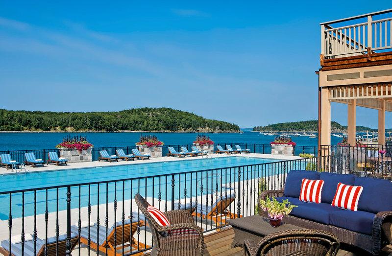 The Harborside Spa & Marina Pool