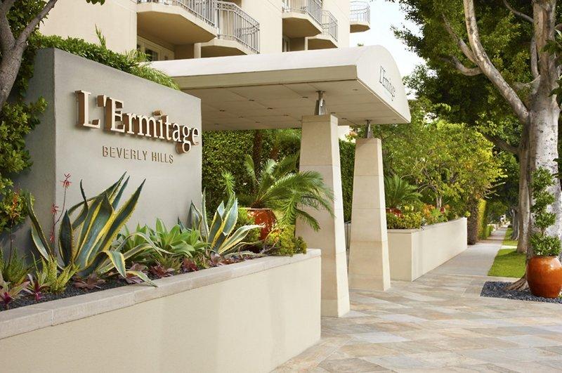 Viceroy L´Ermitage Beverly Hills Außenaufnahme