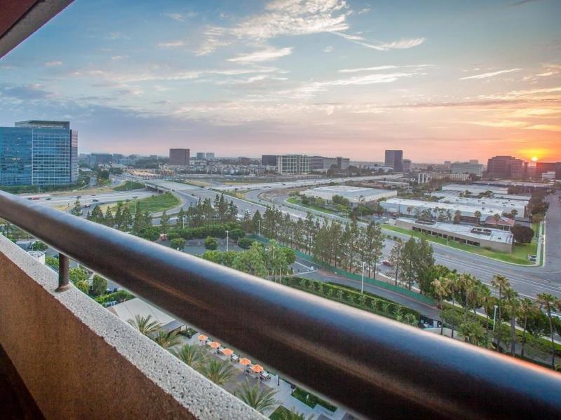 Hotel Irvine Landschaft