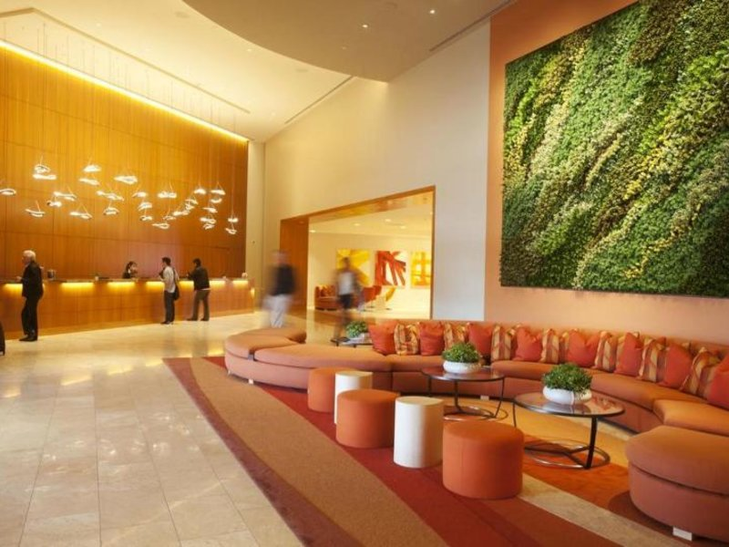 Hotel Irvine Lounge/Empfang
