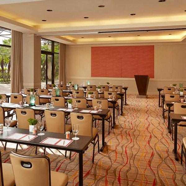 Hotel Irvine Konferenzraum