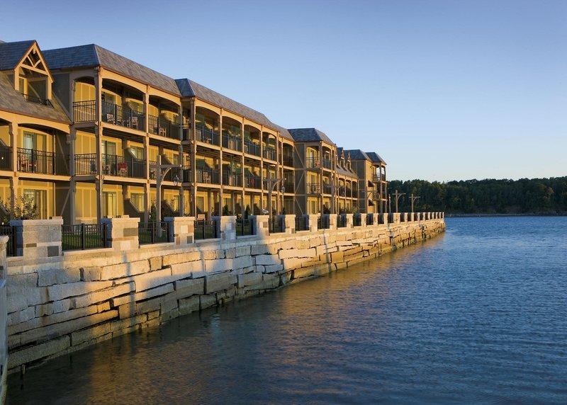 The Harborside Spa & Marina Außenaufnahme