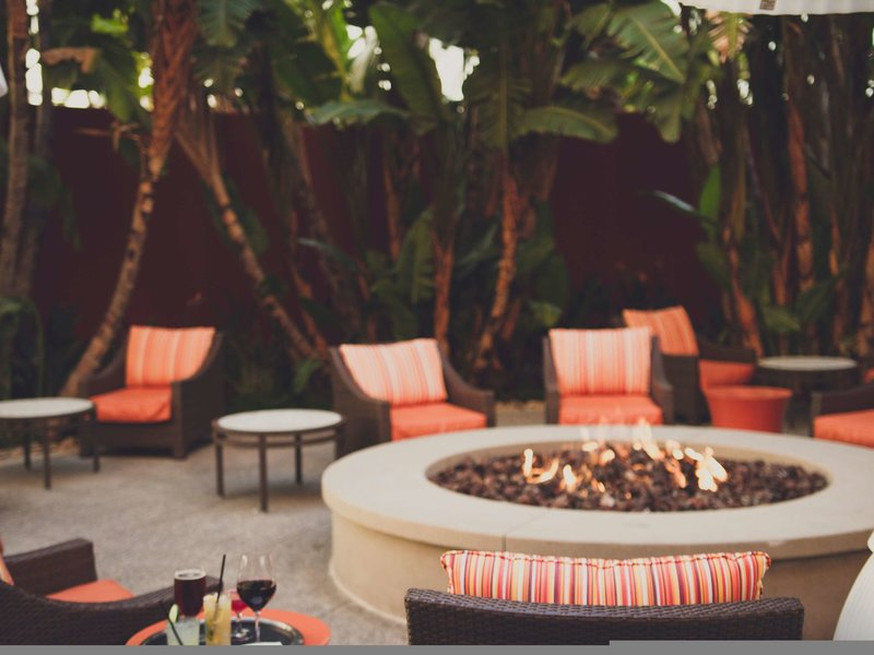Hotel Irvine Terrasse