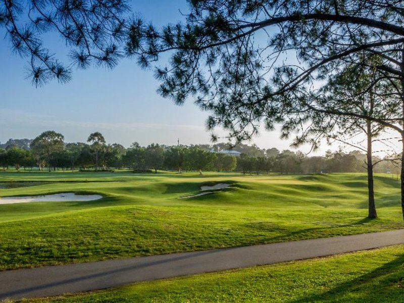 RACV Royal Pines Resort Sport und Freizeit