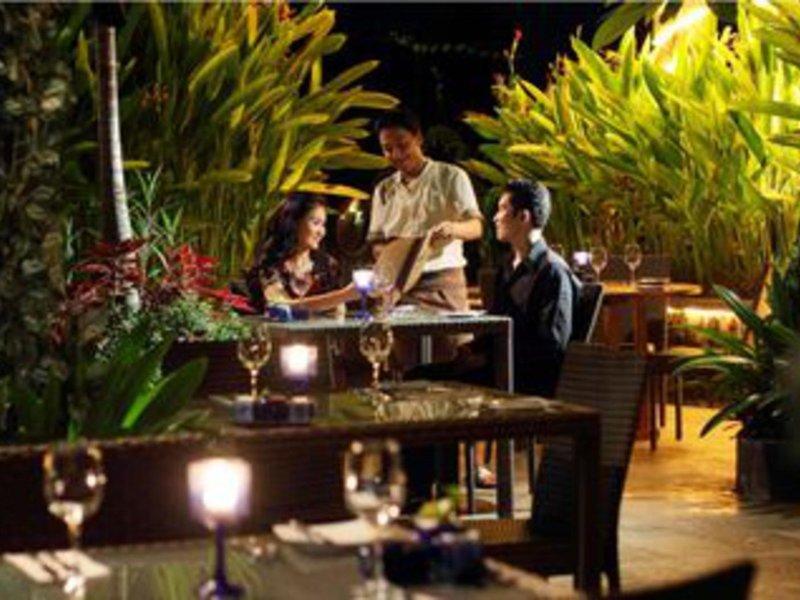The Oasis Sanur Lagoon Restaurant