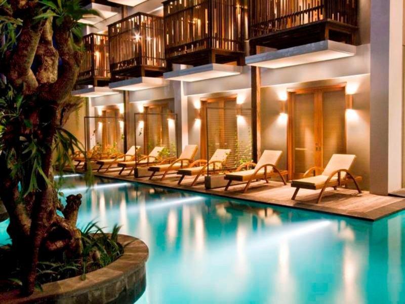 The Oasis Sanur Lagoon Pool