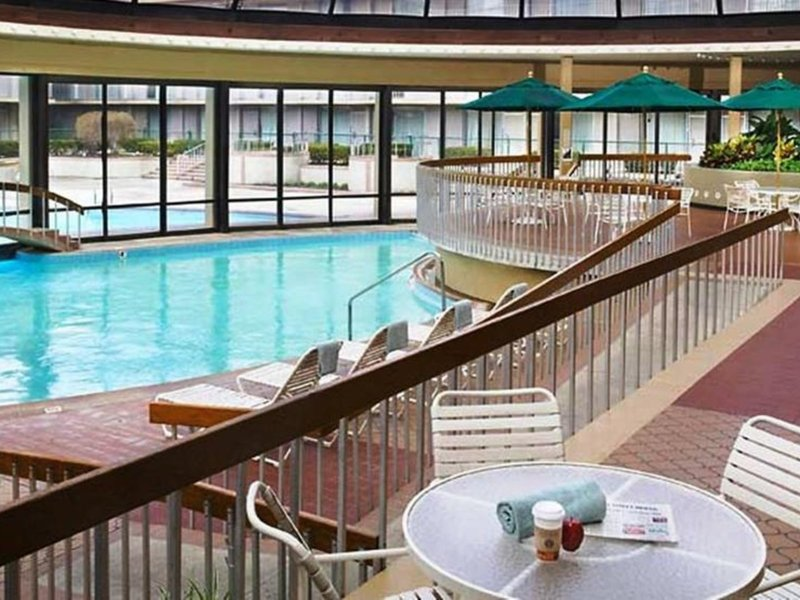 Marriott Chicago O´Hare Pool