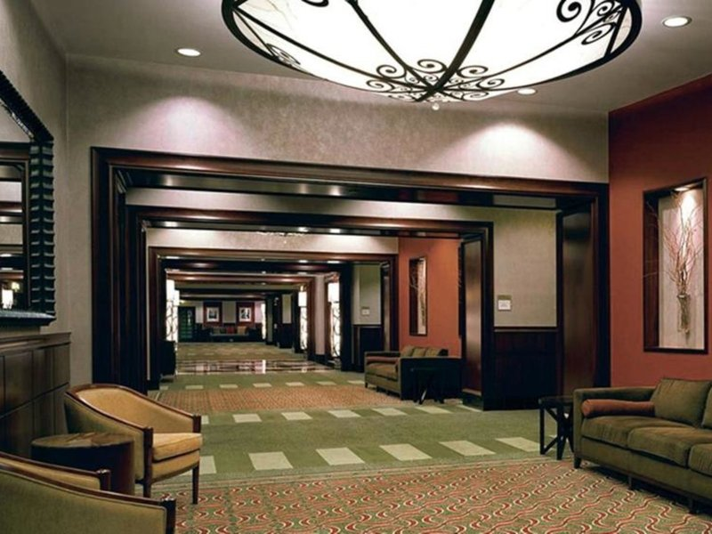 Marriott Chicago O´Hare Lounge/Empfang