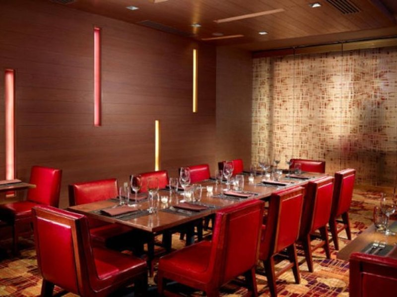 Marriott Chicago O´Hare Restaurant