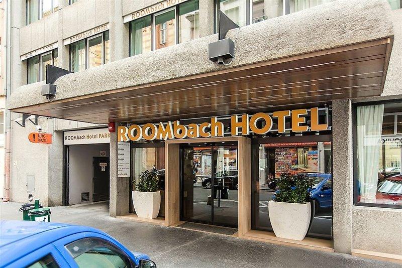 Roombach Budapest Center Außenaufnahme
