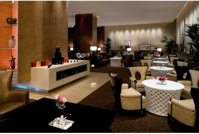 The Address Dubai MallLounge/Empfang