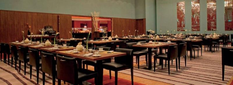 Sheraton Berlin Grand Hotel EsplanadeRestaurant