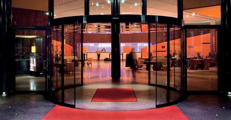 Sheraton Berlin Grand Hotel EsplanadeLounge/Empfang