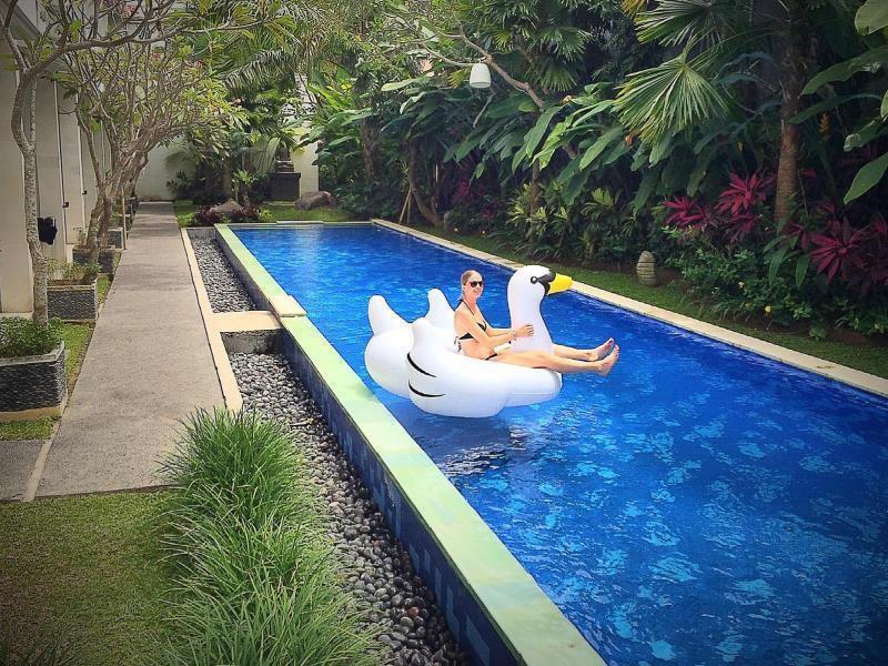 The Grand Sunti Pool