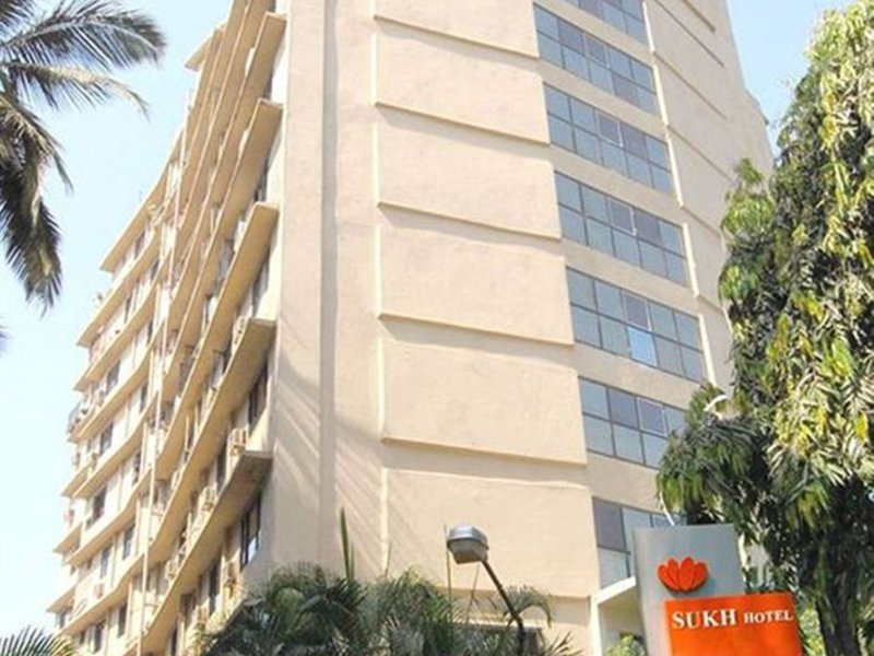Sukh Hotel Außenaufnahme