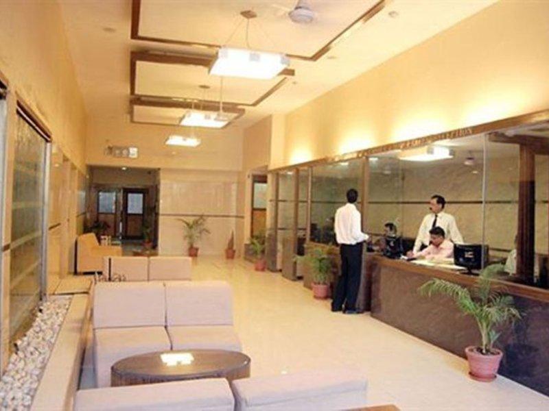 Sukh Hotel Lounge/Empfang