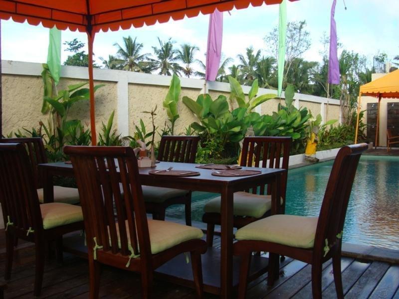 Anini Raka Resort & Spa Restaurant