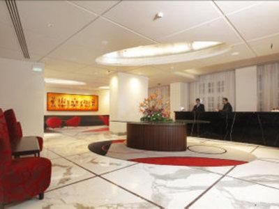 Radisson Blu Marina Lounge/Empfang