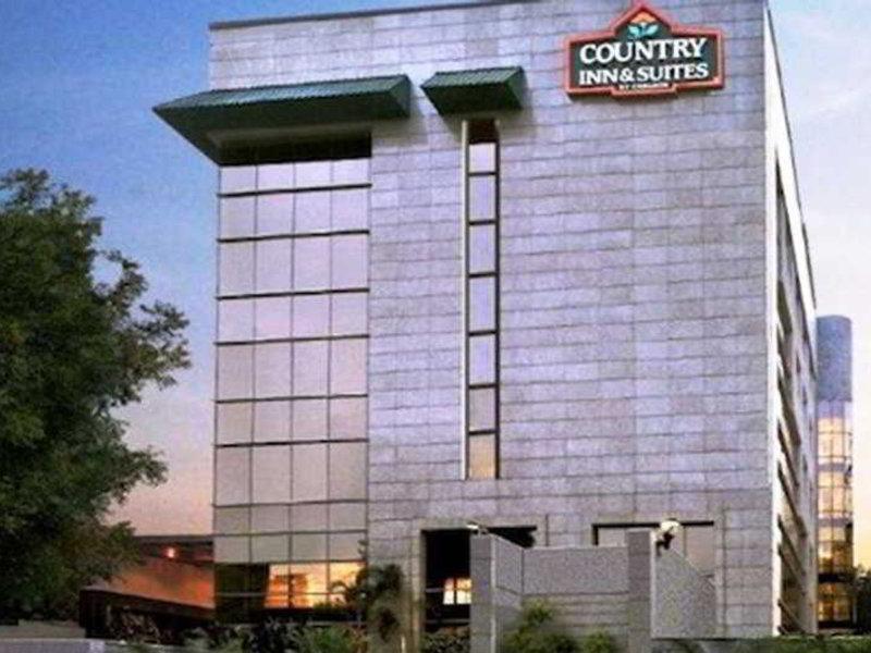 Country Inn & Suites by Carlson Gurgaon Sector 12 Außenaufnahme