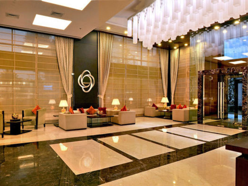 Country Inn & Suites by Carlson Gurgaon Sector 12 Lounge/Empfang