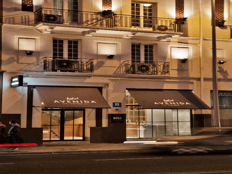 Hotel Avenida Bar