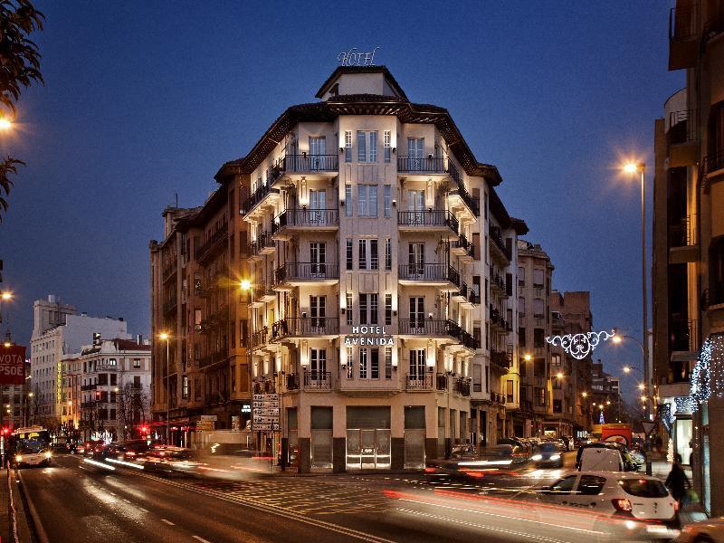 Hotel Avenida Außenaufnahme