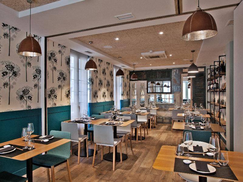 Hotel Avenida Restaurant