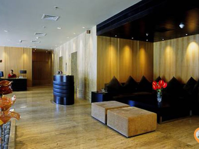 Svelte Hotel & Suites Lounge/Empfang